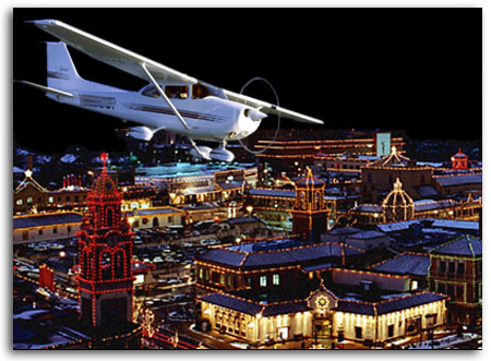 Holiday Country Club Plaza Flights