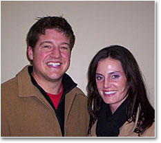 Happy Holiday Flyers - John and Keri