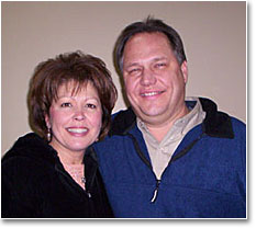 Happy Holiday Flyers - Lori and Rod